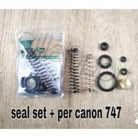 Seal Set + Per Canon 747