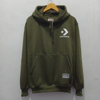 jaket sweater hoodie converse premium termurah