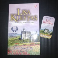 Novel Terjemahan Historical Romance by Lisa Kleypas- Love, Come To Me