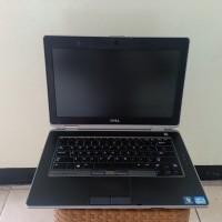Laptop dell e6430 core i7 8gb ssd 128gb mulus mantap