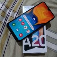 Samsung A20 Ram 3GB/32GB mulus fullset
