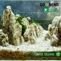 Sand Stone / Batu Pasir / Batu Hias Aquascape