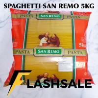 spaghetti san remo sanremo pasta 5kg