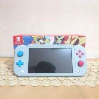 Nintendo Switch Lite Zacian and Zamazenta Limited Edition Bekas/Second