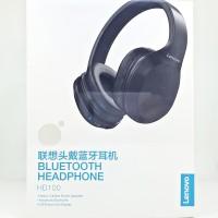 Lenovo HD100 Wireless Bluetooth Stereo Bass Headset - Dual Mode Aux