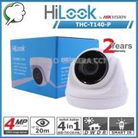 CAMERA CCTV INDOOR 4MP HILOOK THC T140 P