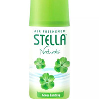 Stella Mini Matic & Duo Metic Green Fantasy 40ml Refill+Baterai
