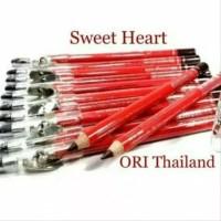 pensil alis Sweet heart Ori Thailand dark brown