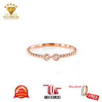 cincin berlian claaic 03750