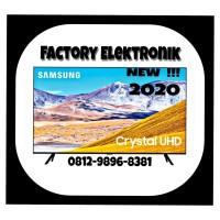 LED SAMSUNG UA65TU8000KXXD UHD 4K SMART TV 65 INCH PROMO 65TU8000 NEW!