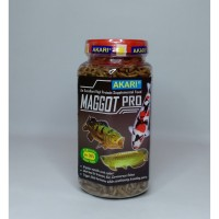 Pakan Burung Ikan Hias Maggot Kering Maggot Pro
