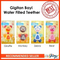 Mainan Bayi Gigitan Anak Lucu Water Filled Teether