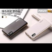 Power Bank PINZY Original DY-10 14800mAh Slim 2USB Support Qc 3.0 + PD