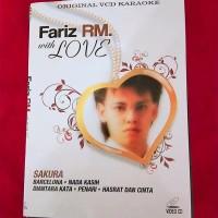 VCD VIDEO ORIGINAL LAGU FARIZ RM BISA KAROKE