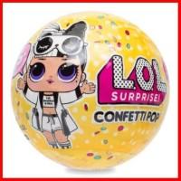 LOL CONFETTI POP WAVE 2 SURPRISE BALL L O L