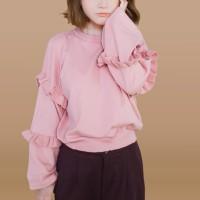 Kakuu Basic - Wide Sleeve Pullover