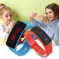 [Bayar Di Tempat]Anak-anak LED arloji elektronik Generasi kedua