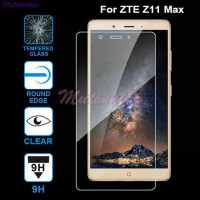 2Pcs Pelindung Layar Tempered Glass Transparan untuk ZTE nubia z11