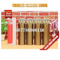 tumbler niagara promosi - distributor souvenir tumbler polos 500ml