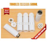 tumbler nigara polos murah | souvenir botol tumbler stainless 500ml