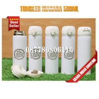 tumbler niagara polos - botol tumbler stainless 500ml promosi