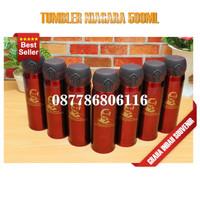 tumbler niagara promosi - souvenir tumbler 500ml stainless polos murah