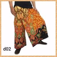 celana sarung dewasa muslim pria jumbo bigsize motif d02