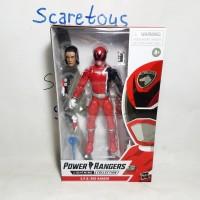 Lightning Collection Power Rangers SPD Red Ranger - Sentai Dekaranger