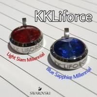 KKLiforce Blue Sapphire dan Light Siam Millennial