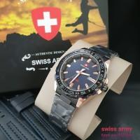 jam tangan SWISS ARMY PRIA COUNTDOWN PACK ROAEGOLD
