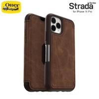 Case iPhone 11 Pro OtterBox Strada Folio - Espresso Brown