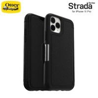 Case iPhone 11 Pro OtterBox Strada Folio - Shadow Black