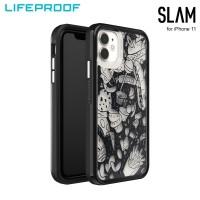 Case iPhone 11 LifeProof SLAM Junk Food - Black Clear