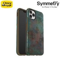 Case iPhone 11 Pro Max OtterBox Symmetry - Feeling Rusty Green