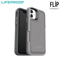 Case iPhone 11 LifeProof FLIP Cement Surfer - Blue Slate