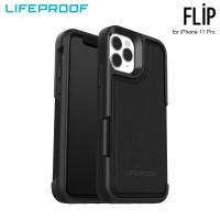 Case iPhone 11 Pro LifeProof FLIP Dark Night - Black Grey