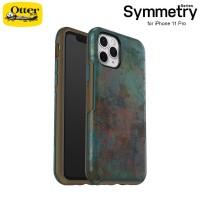 Case iPhone 11 Pro OtterBox Symmetry - Feeling Rusty Green
