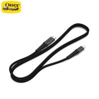 Cable OtterBox USB-C to Lightning 1M - Black