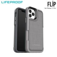 Case iPhone 11 Pro LifeProof FLIP Cement Surfer - Blue Slate