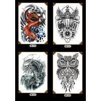 Tattoo/Tattoo temporary/Tattoo Temporer/Tatto 21x15cm HB B071075