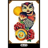 Tattoo/Tattoo temporary/Tattoo Temporer/Tatto 21x15cm HB B086090