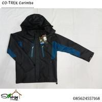 Jaket Harian / Gunung Anti Air Co-trek Carimba Waterproof Windproof
