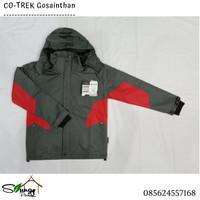 Jaket Gunung Anti Air Co-trek Gosainthan Waterproof Windproof Original