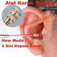 Pembersih Telinga Model 2 Kepala Terbaru (Best Seller)
