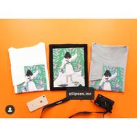 Tumblr Tee/Shirt/Kaos Wanita Lengan Panjang I DO NOTHING-ELLIPSES