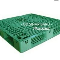 PALLET PLASTIK 110X110X15