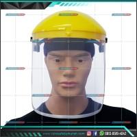 Face Shield Faceshield Gerinda Pelindung Muka Wajah Alat Safety