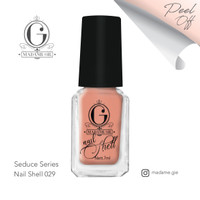 Madame Gie Nail Shell Peel Off Seduce Series (Satuan)