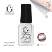 Madame Gie Nail Shell Peel Off Natural Series (Satuan)