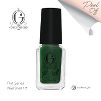 Madame Gie Nail Shell Peel Off Flirt Series (Satuan)